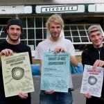 Ringelbeats Benefiz: 1500 Euro für junge Flüchtlinge in Dortmund