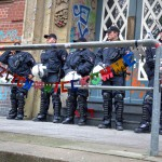 """""""In der aktuellen Situation agieren die Polizeikräfte am absoluten Limit"""""""