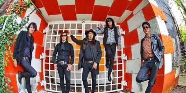 In neuer Formation kehren sie nach vielen Jahren wieder zurück auf die Bühne: The Morlocks. / Foto: The Morlocks