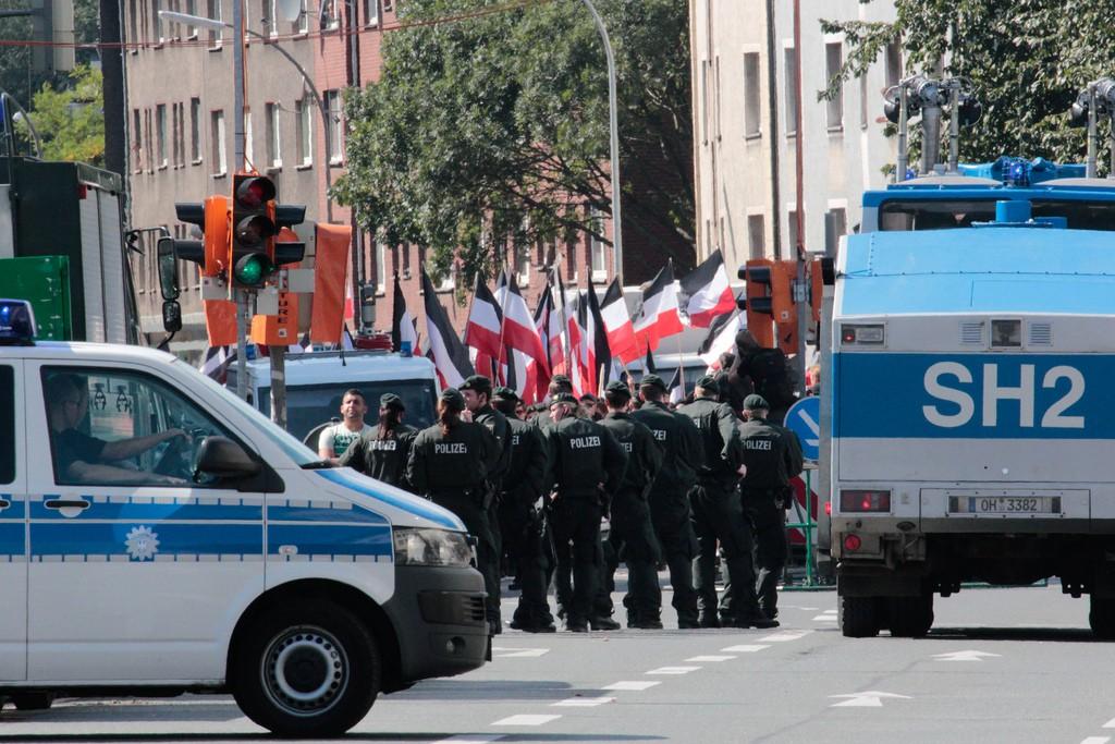 Neonazi-Demo, 03.09.2011, Dortmund
