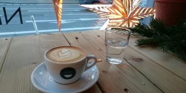 Kaffee im Neuen Schwarz, Dortmund
