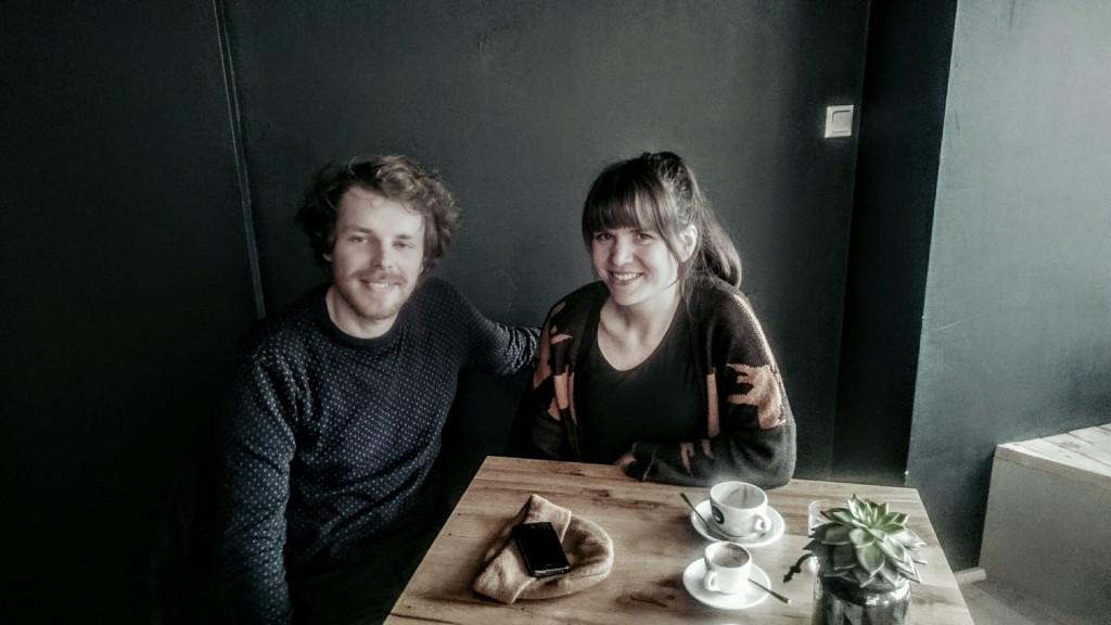 """Malte und Jenny von """"Songs & Cakes"""""""