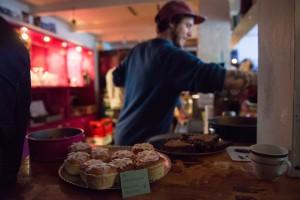 schwedische Mandarinentörtchen @ Songs & Cakes, Rekorder, Dortmund