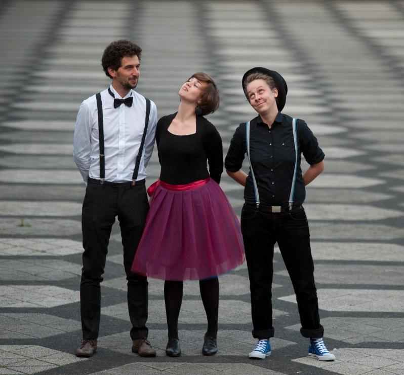 Utopian Orchestra eröffnen am Donnerstag den Sommer am U / Foto: Jan Hagelstein