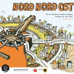 Nord-Nord-Ost Festival am Freitag: 8 Acts, 7 Locations in Dortmund