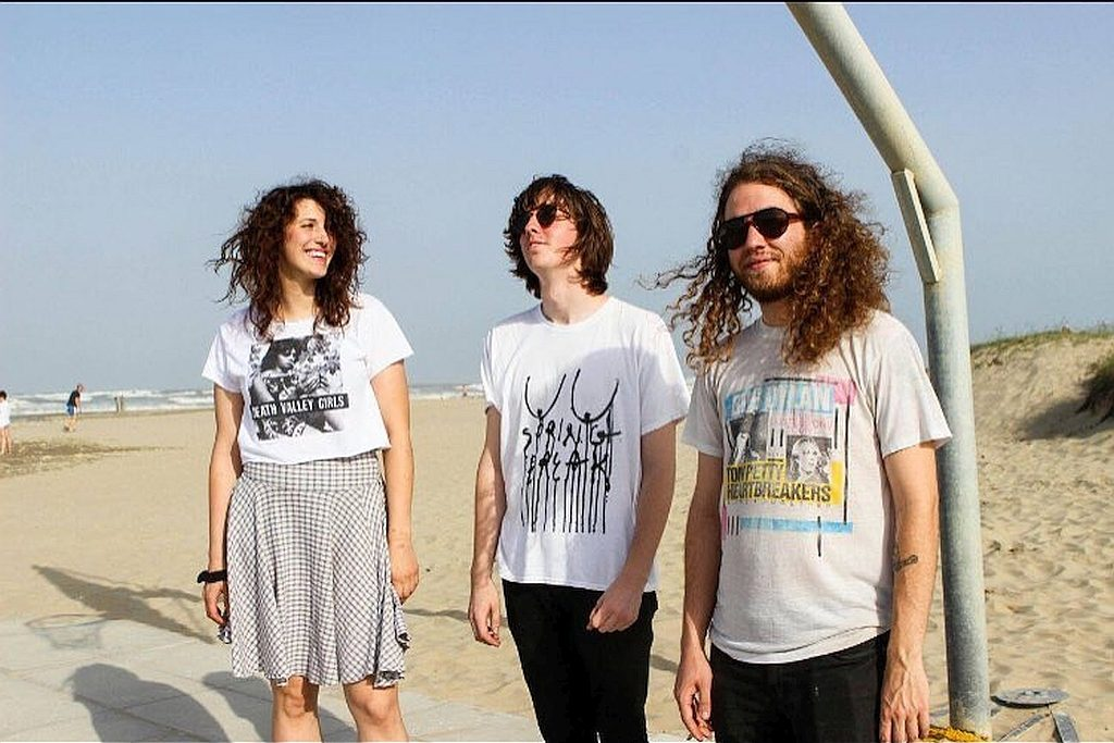 Surf/Psychedelic/Garage Band The Shivas from Portland/Oregon.