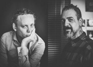 Norbert Ripke (links) und Sascha Bisley. (Foto: Tapir Media)