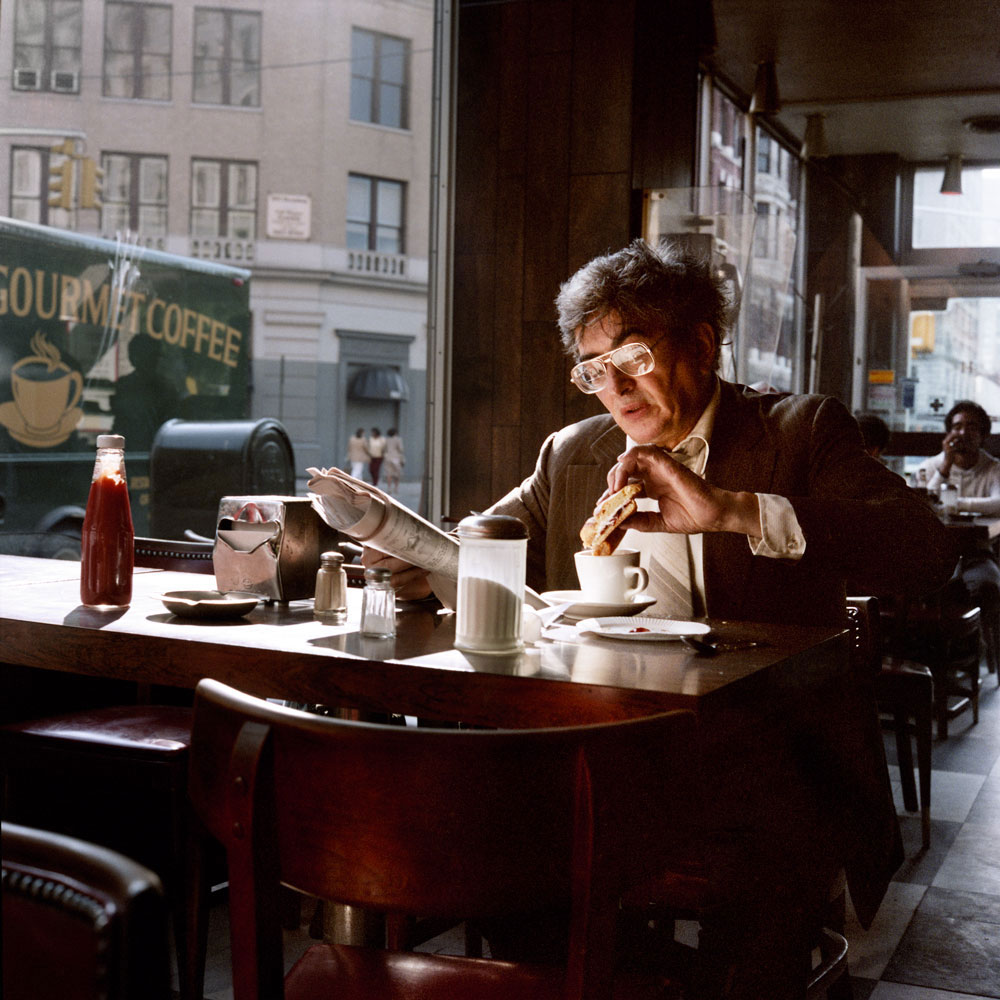 """Coffee"" by Janet Delany, NYC 1984-1987"