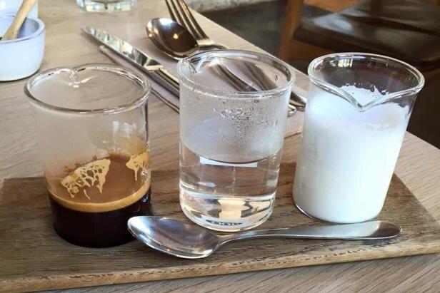 Deconstructed Coffee in Melbourne / Foto: Dari Alexander / Twitter