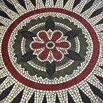 Mosaik aus Dortmund - eine längst vergessene Kunst
