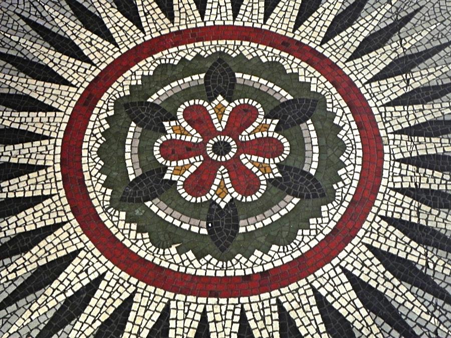 mosaik aus dortmund eine l ngst vergessene kunst last junkies on earth. Black Bedroom Furniture Sets. Home Design Ideas