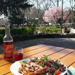 Grüner Salon feiert diesen Samstag Biergarteneröffnung
