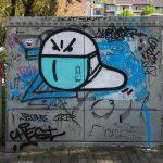 Dortmunder Sprayer gibt der Krise ein Gesicht