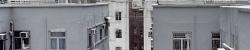 Parkour Running über die Dächer asiatischer Megacities
